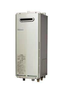 ###パロマ ガスふろ給湯器【FH-S1610AWL】壁掛型・PS標準設置型 屋外設置 設置フリータイプ オートタイプ 16号