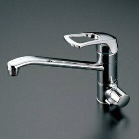TOTO 水栓金具 キッチン用【TKG38-1S】 浄水器兼用混合栓 ビルトイン形
