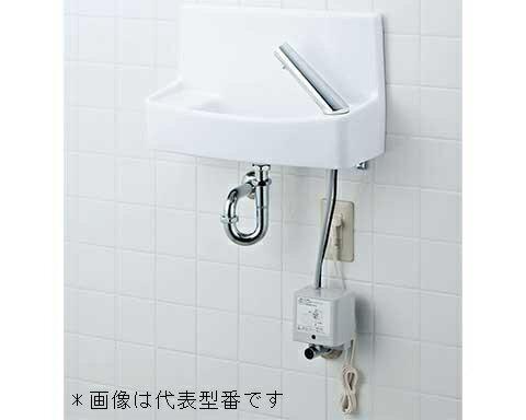 ###INAX/LIXIL【L-A74HB】ハンドル水栓 ハイパーキラミック 床排水 床給水