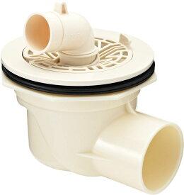 ◆在庫有り!台数限定!▽INAX ユーティリティ 洗濯機パン 部材【TP-52】ABS製排水トラップ(ヨコビキ)