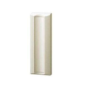 Юパナソニック【CTR181W】オフホワイト サインポスト KC型 住宅壁埋め込み(木造躯体・窯業サイディング)専用 縦型