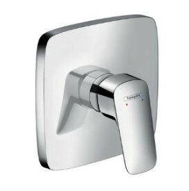 ハンスグローエ【71605000】ロギス 埋込式シングルレバー混合水栓 1アウトレット (化粧部)