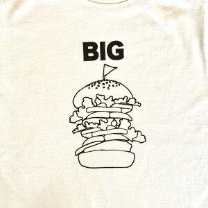 TシャツBロゴプリント