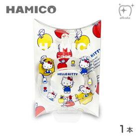 (メール便送料無料)HAMICO ハミコ ベビー歯ブラシ ハローキティリンゴ 子ども・赤ちゃん用(1本)