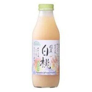 マルカイ 順造選 白桃 500ml×12本 【送料無料】