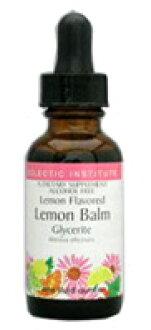 Eclectic lemon balm tincture 30 ml