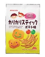 太田油脂 MSカリカリスティック ポテト味×12袋セット