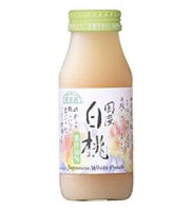 マルカイ 順造選 白桃 180ml×20本