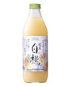 マルカイ 順造選 白桃 1000ml×6本 【送料無料】