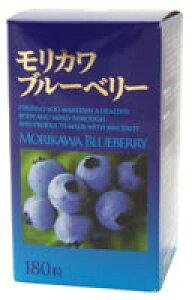 モリカワ ブルーベリー 180粒 【送料無料】