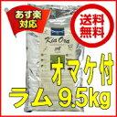 【割引クーポン配布中】オマケ付 送料無料 キアオラ ラム9.5kg【 kiaora キアオラ送料無料 グレインフリー 穀物不使…