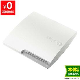 PS3 プレステ3 PlayStation 3 (320GB) クラシック・ホワイト (CECH-2500BLW) SONY ゲーム機 本体のみ 4948872412704 【中古】