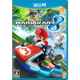 WiiU ニンテンドーWii U ウィーユー マリオカート8 ソフト 任天堂 Nintendo 4902370521894【中古】