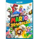 wii U ウィーユー スーパーマリオ 3Dワールド ソフト ニンテンドー 任天堂 Nintendo 中古 4902370521269 送料無料 【中古】