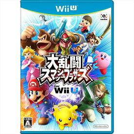 WiiU ニンテンドーWii U ウィーユー 大乱闘スマッシュブラザーズ for WiiU スマブラ ソフト 任天堂 Nintendo 4902370523133【中古】