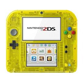 2DS ニンテンドー2DS ピカチュウ 限定パックFTR-S-YADN 本体 すぐ遊べるセット Nintendo 任天堂 ニンテンドー 中古 4521329189819 送料無料 【中古】