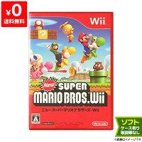 WiiウィーNewスーパーマリオブラザーズソフトニンテンドー任天堂Nintendo【中古】4902370518078送料無料