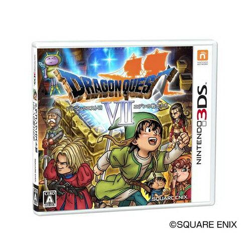 3DS ドラゴンクエストVII エデンの戦士たち ソフト ニンテンドー 任天堂 Nintendo 【中古】 4988601007795 送料無料