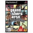 PS2 グランド・セフト・オート・サンアンドレアス CEROレーティングZ ソフト プレステ2 プレイステーション2 PlayStat…