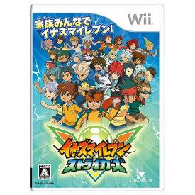 Wii ウィー イナズマイレブン ストライカーズ 特典なし ソフト ニンテンドー 任天堂 NINTENDO 中古 4571237660245 送料無料 【中古】