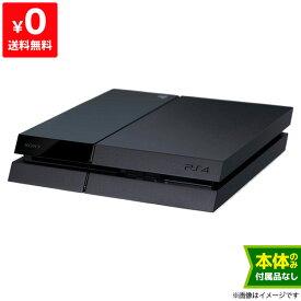 PS4 プレステ4 プレイステーション4 ジェット・ブラック 1TB (CUH-1200BB01) 本体のみ 本体単品 PlayStation4 SONY ソニー 4948872414128 【中古】