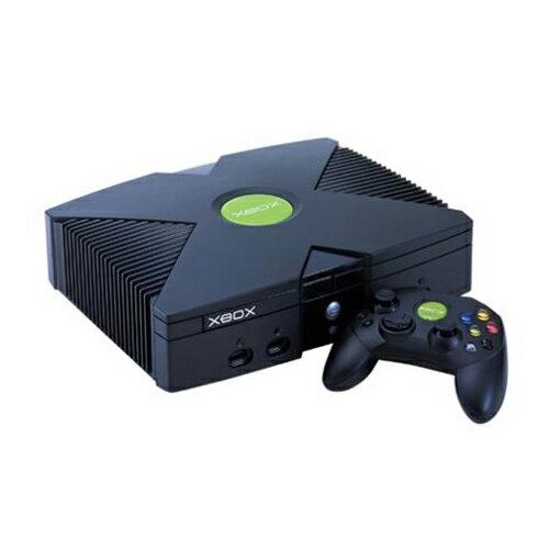 Microsoft Xbox 本体 本体のみ 本体単品 マイクロソフト 中古 4988648114210 送料無料 【中古】