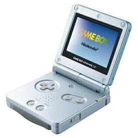 GBASP ゲームボーイアドバンスSP ゲームボーイアドバンスSP パールブルー 本体のみ 本体単品 Nintendo 任天堂 ニンテンドー 中古 4902370506877 送料無料 【中古】