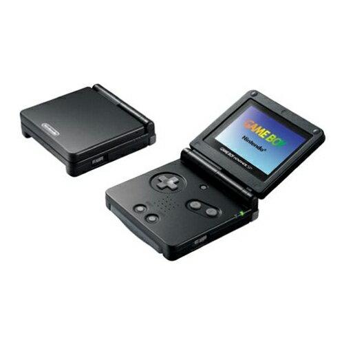 GBASP ゲームボーイアドバンスSP アドバンスSP 黒 オニキスブラック 本体のみ 本体単品 Nintendo 任天堂 ニンテンドー 中古 4902370506358 送料無料 【中古】