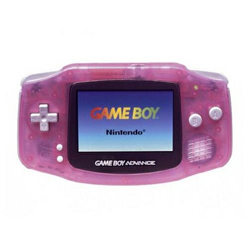 GBA ゲームボーイアドバンス ゲームボーイアドバンス ミルキーピンク 本体のみ 本体単品 Nintendo 任天堂 ニンテンドー 中古 4902370505412 送料無料 【中古】