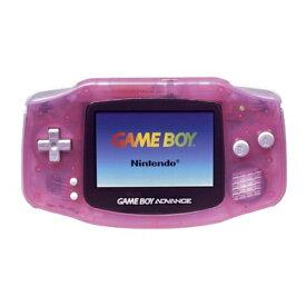 GBA ゲームボーイアドバンス ゲームボーイアドバンス ミルキーピンク 本体のみ 本体単品 Nintendo 任天堂 ニンテンドー 4902370505412 【中古】