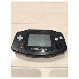 GBA ゲームボーイアドバンス ゲームボーイアドバンス ブラック 本体のみ 本体単品 Nintendo 任天堂 ニンテンドー 4902370505849 【中古】