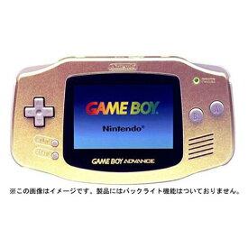 GBA ゲームボーイアドバンス ゲームボーイアドバンス ゴールド 本体のみ 本体単品 Nintendo 任天堂 ニンテンドー 4902370506112 【中古】
