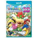 WiiU ニンテンドーWiiU WiiUマリオパーティー10 ソフト 中古 4902370527735 送料無料 【中古】