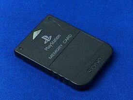 PS プレステ プレイステーション メモリーカード ブラック PS 周辺機器 PlayStation SONY ソニー 中古 4948872110204 送料無料 【中古】