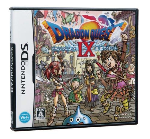 DS ニンテンドーDS ドラゴンクエストIX 星空の守り人 ソフト ケース有り Nintendo 任天堂 ニンテンドー 中古 4988601005944 送料無料