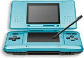 DS ニンテンドーDS ターコイズブルー 本体 完品 外箱付き Nintendo 任天堂 ニンテンドー 中古 4902370509915 送料無料 【中古】