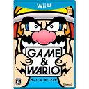 WiiU ゲーム&ワリオ ソフト ケースあり Nintendo 任天堂 ニンテンドー 中古 4902370520507 送料無料 【中古】