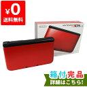 3DSLL ニンテンドー3DS LL レッドXブラック 本体 完品 外箱付き Nintendo 任天堂 ニンテンドー 中古 4902370519549 送…