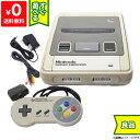 【送料無料】【中古】スーパーファミコン SFC スーファミ 本体 良品 すぐに遊べるセット Nintendo 任天堂 ニンテンド…