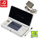 3DS ニンテンドー3DS アイスホワイトCTR-S-WAAA 本体 すぐ遊べるセット Nintendo 任天堂 ニンテンドー 中古 490237051…