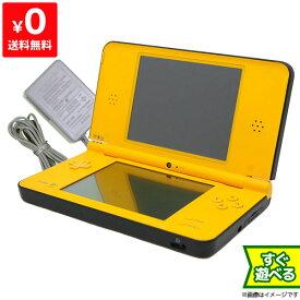 DSiLL ニンテンドーDSi LL イエローUTL-S-YKA 本体 すぐ遊べるセット Nintendo 任天堂 ニンテンドー 中古 4902370518214 送料無料 【中古】