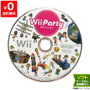 Wii ニンテンドーWii Wii パーティー Wiiparty ソフトのみ 箱取説なし Nintendo 任天堂 4902370518290【中古】