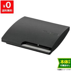 【送料無料】PS3 プレステ3 本体 チャコール・ブラック 320GB PlayStation 3 CECH-3000B 中古 4948872412810【中古】