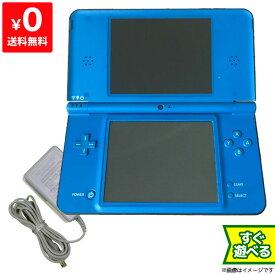 DSiLL ニンテンドーDSi LL ブルー 本体 すぐ遊べるセット Nintendo 任天堂 ニンテンドー 中古 4902370518207 送料無料 【中古】