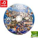 Wii ニンテンドーWii GO VACATION ゴーバケーション ソフトのみ ソフト単品 Nintendo 任天堂 ニンテンドー 中古 45822…