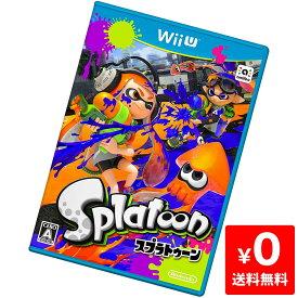 WiiU Splatoon スプラトゥーン Wii U ソフト ケースあり Nintendo 任天堂 ニンテンドー 【中古】 4902370529098 送料無料