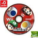 Wii ニンテンドーWii New スーパーマリオブラザーズ ソフトのみ 箱取説なし 任天堂 Nintendo【中古】