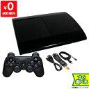 PS3 プレステ3 PlayStation 3 250GB チャコール・ブラック (CECH-4000B) SONY ゲーム機 すぐ遊べるセット 4948872...