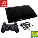 PS3 本体 すぐ遊べるセット チャコール・ブラック 500GB (CECH-4200C) プレステ3 PlayStation3 SONY 4948872413...