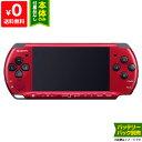 PSP バリュー・パック レッド/ブラック (PSPJ-30026) 本体のみ PlayStationPortable SONY ソニー 4948872448215 【中…